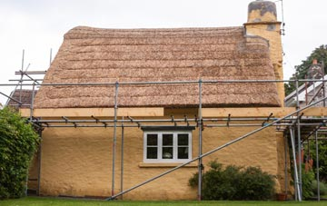 Norseman thatch roofing costs